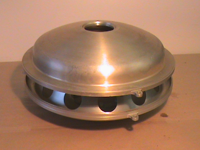 Welded Dome